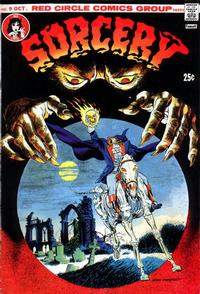 Cover Thumbnail for Red Circle Sorcery (Archie, 1974 series) #9