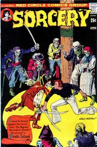 Cover Thumbnail for Red Circle Sorcery (Archie, 1974 series) #10