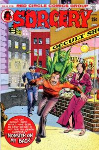 Cover Thumbnail for Red Circle Sorcery (Archie, 1974 series) #11