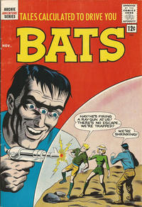Cover Thumbnail for Tales Calculated to Drive You Bats (Archie, 1961 series) #7