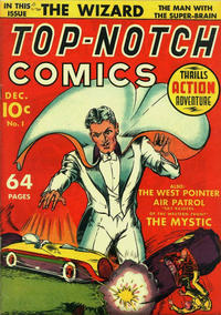 Cover Thumbnail for Top Notch Comics (Archie, 1939 series) #1
