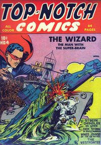 Cover Thumbnail for Top Notch Comics (Archie, 1939 series) #4
