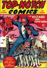 Cover Thumbnail for Top Notch Comics (Archie, 1939 series) #5