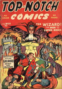 Cover Thumbnail for Top Notch Comics (Archie, 1939 series) #6