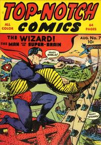 Cover Thumbnail for Top Notch Comics (Archie, 1939 series) #7