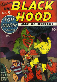 Cover Thumbnail for Top Notch Comics (Archie, 1939 series) #9