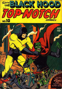 Cover Thumbnail for Top Notch Comics (Archie, 1939 series) #10