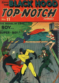 Cover Thumbnail for Top Notch Comics (Archie, 1939 series) #11