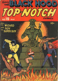 Cover Thumbnail for Top Notch Comics (Archie, 1939 series) #15
