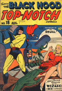 Cover Thumbnail for Top Notch Comics (Archie, 1939 series) #18