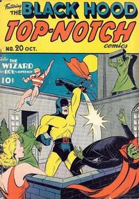 Cover Thumbnail for Top Notch Comics (Archie, 1939 series) #20