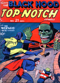 Cover Thumbnail for Top Notch Comics (Archie, 1939 series) #21