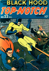 Cover Thumbnail for Top Notch Comics (Archie, 1939 series) #22