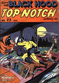 Cover Thumbnail for Top Notch Comics (Archie, 1939 series) #23