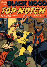 Cover Thumbnail for Top Notch Comics (Archie, 1939 series) #25