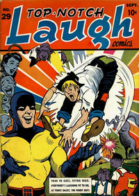 Cover Thumbnail for Top Notch Laugh Comics (Archie, 1942 series) #29