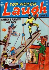 Cover Thumbnail for Top Notch Laugh Comics (Archie, 1942 series) #32