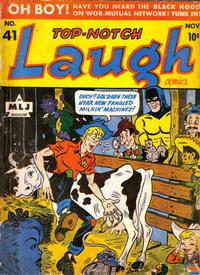 Cover Thumbnail for Top Notch Laugh Comics (Archie, 1942 series) #41