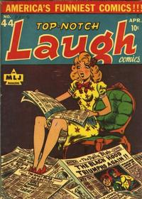 Cover Thumbnail for Top Notch Laugh Comics (Archie, 1942 series) #44