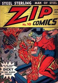 Cover Thumbnail for Zip Comics (Archie, 1940 series) #10