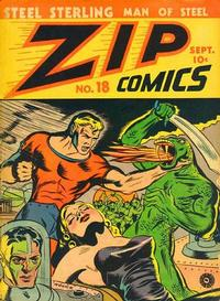 Cover Thumbnail for Zip Comics (Archie, 1940 series) #18