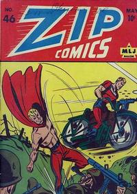 Cover Thumbnail for Zip Comics (Archie, 1940 series) #46
