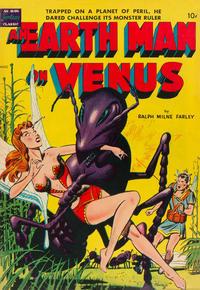 Cover Thumbnail for Avon Fantasy - An Earth Man on Venus (Avon, 1951 series)