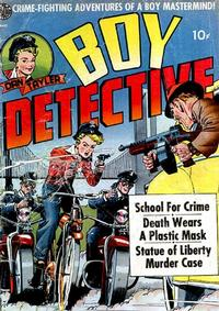 Cover Thumbnail for Boy Detective (Avon, 1951 series) #1