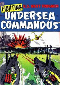 Cover Thumbnail for Fighting Undersea Commandos (Avon, 1952 series) #2