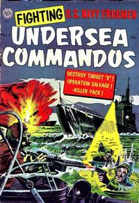Cover Thumbnail for Fighting Undersea Commandos (Avon, 1952 series) #4
