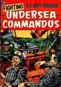Cover Thumbnail for Fighting Undersea Commandos (Avon, 1952 series) #5