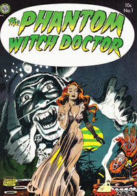Cover Thumbnail for Phantom Witch Doctor (Avon, 1952 series) #1