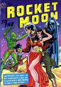Cover Thumbnail for Rocket to the Moon (Avon, 1951 series)