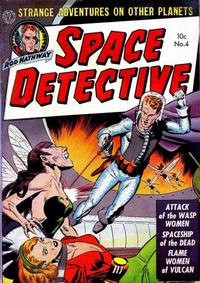 Cover Thumbnail for Space Detective (Avon, 1951 series) #4