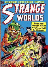 Cover Thumbnail for Strange Worlds (Avon, 1950 series) #5