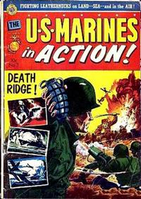 Cover Thumbnail for U.S. Marines in Action (Avon, 1952 series) #3