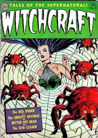 Cover Thumbnail for Witchcraft (Avon, 1952 series) #3