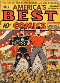 Cover Thumbnail for America's Best Comics (Pines, 1942 series) #v1#2 (2)