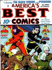 Cover Thumbnail for America's Best Comics (Pines, 1942 series) #v1#3 (3)