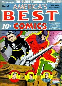 Cover Thumbnail for America's Best Comics (Pines, 1942 series) #v2#1 (4)