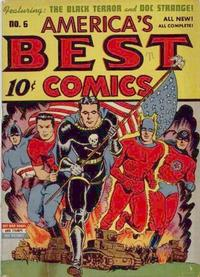 Cover Thumbnail for America's Best Comics (Pines, 1942 series) #v2#3 (6)