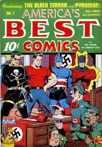 Cover Thumbnail for America's Best Comics (Pines, 1942 series) #v3#1 (7)