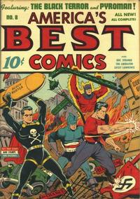 Cover Thumbnail for America's Best Comics (Pines, 1942 series) #v3#2 (8)