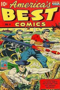 Cover Thumbnail for America's Best Comics (Pines, 1942 series) #v3#3 (9)