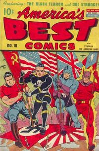 Cover Thumbnail for America's Best Comics (Pines, 1942 series) #v4#1 (10)
