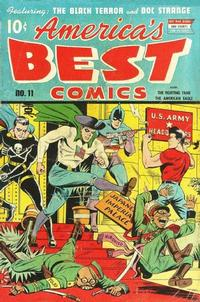 Cover Thumbnail for America's Best Comics (Pines, 1942 series) #v4#2 (11)