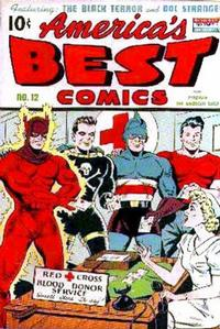 Cover Thumbnail for America's Best Comics (Pines, 1942 series) #v4#3 (12)