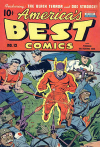 Cover Thumbnail for America's Best Comics (Pines, 1942 series) #v5#1 (13)