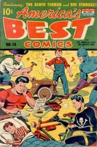 Cover Thumbnail for America's Best Comics (Pines, 1942 series) #v5#2 (14)