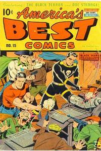 Cover Thumbnail for America's Best Comics (Pines, 1942 series) #15